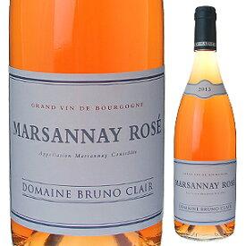 【6本〜送料無料】マルサネ ロゼ 2017 ブリュノ クレール 750ml [ロゼ]Marsannay Rose Pinot Noir Bruno Clair