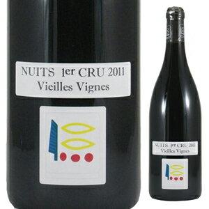 【送料無料】ニュイ サン ジョルジュ プルミエクリュ V.V 2011 ドメーヌ プリューレ ロック 750ml [赤]Nuits-St-Georges 1er Cru V.v Domaine Prieure Roch