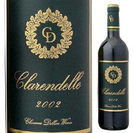 【6本〜送料無料】 [375ml]クラレンドル ルージュ 2015 クラレンス ディロン ワインズ [ハーフボトル][赤]Clarendelle Rouge Clarence Dillon Wines