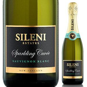 【6本〜送料無料】セラー セレクション スパークリング ソーヴィニヨン ブラン (ゾークキャップ) NV シレーニ エステート 750ml [発泡白]Cellar Selection Sparkling Sauvignon Blanc (Zork) Sileni Estates