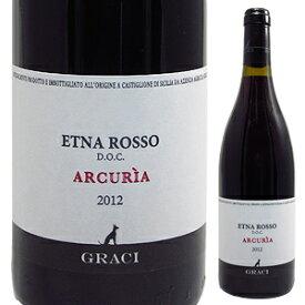 【6本〜送料無料】エトナ ロッソ アルクリア 2015 グラーチ 750ml [赤]Etna Rosso Arcuria Graci
