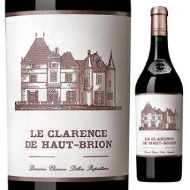 【6本〜送料無料】ル クラランス ド オー ブリオン 2013 (シャトー オー ブリオンセカンドワイン) 750ml [赤]Le Clarence De Haut-Brion