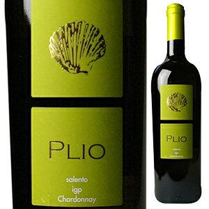【6本〜送料無料】プリオ シャルドネ サレント ビアンコ 2017 サンピエトラーナ 750ml [白]Plio' Chardonnay Salento Igt Bianco Sampietrana