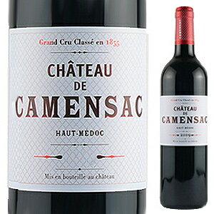 【6本〜送料無料】シャトー カマンサック 2010 750ml [赤]Chateau Camensac