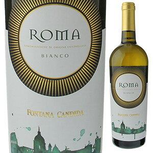 【6本〜送料無料】ローマ ビアンコ 2015 フォンタナ カンディダ 750ml [白]Roma Bianco Fontana Candida