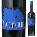 【6本〜送料無料】ピニョーリ 2007 ラディコン 1000ml [赤]Pignoli Radikon [自然派][無添加]