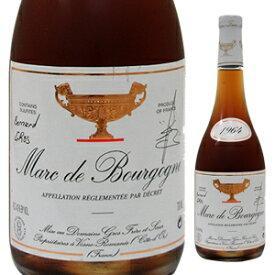 【送料無料】マール ド ブルゴーニュ 1964 ドメーヌ グロ フレール エ スール 700ml [ブランデー]Marc De Bourgogne Domaine Gros Fr re Et S ur