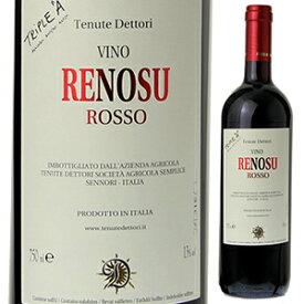 【6本〜送料無料】レノス ロッソ NV テヌーテ デットーリ 750ml [赤]Renosu Rosso Tenute Dettori [自然派]