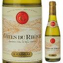 【6本〜送料無料】 [375ml]コート デュ ローヌ ブラン 2016 E ギガル [ハーフボトル][白]Cotes Du Rhone Blanc E.guigal
