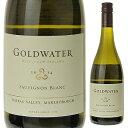 【6本〜送料無料】マールボロ ソーヴィニヨン ブラン 2017 ゴールドウォーター ワインズ 750ml [白]Marlborough Sauvi…