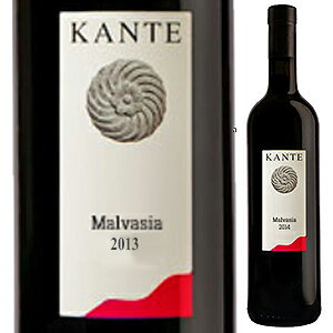 【6本〜送料無料】マルヴァジア 2013 カンテ 750ml [白]Malvasia Kante [マルヴァジーア]
