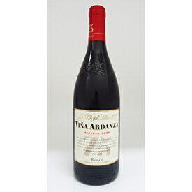 【6本〜送料無料】リオハ ティント リゼルヴァ ヴィーニャ アルダンサ 2008 ラ リオハ アルタ 750ml [赤]Rioja Tinto Reserva Vi a Ardanza La Rioja Alta