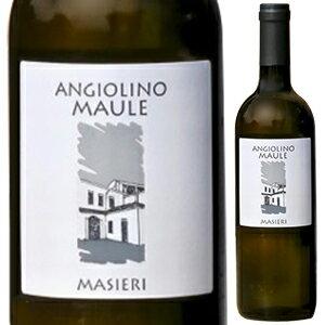 【6本〜送料無料】イ マシエリ 2016 ラ ビアンカーラ 750ml [白]I Masieri La Biancara (Angiolino Maule) [自然派][アンジョリーノ マウレ]