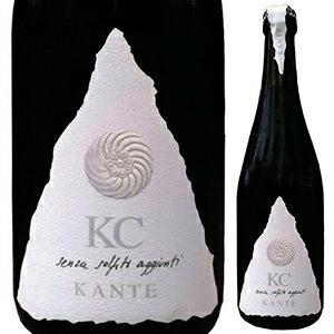 【6本〜送料無料】カッパ チ シャルドネ 2016 カンテ 750ml [白]K C Chardonnay Kante