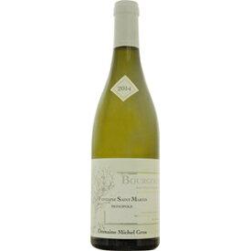 【6本〜送料無料】ブルゴーニュ オート コート ド ニュイ ブラン フォンテーヌ サン マルタン 2016 ドメーヌ ミッシェル グロ 750ml [白]Bourgogne Hautes Cotes De Nuits Blanc Fontaine St Martin Domaine Michel Gros