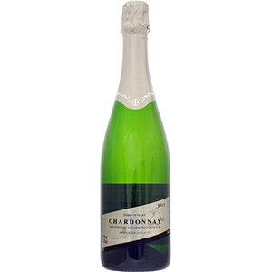 【6本〜送料無料】メトード トラディショネル ブリュット シャルドネ NV ジャイアンス 750ml [発泡白]Methode Traditionnelle Brut Chardonnay Jaillance