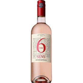 【6本〜送料無料】シジエム サンス ロゼ 2018 ジェラール ベルトラン 750ml [ロゼ]6eme Sens Rose Gerard Bertrand
