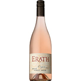 【6本〜送料無料】ピノ ノワール ロゼ 2018 イーラス 750ml [ロゼ]Rose Of Pinot Noir Erath [スクリューキャップ]