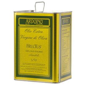 アルドイノ エキストラヴァージン オリーブオイル フルクトゥス 缶入り 3000ml