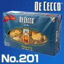 No.201 パッパルデッレ ニーディ セモラ 500g ディチェコ (DE CECCO)