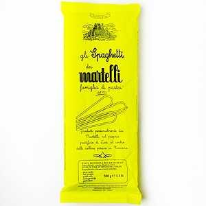 スパゲッティ(2.0mm) 500g マルテッリ