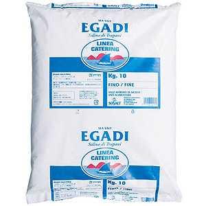 【送料無料】エガディ サーレ フィーノ (細粒) 20kg ソサルト【北海道・沖縄・離島は追加送料がかかります】