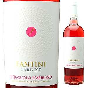 【6本〜送料無料】ファンティーニ チェラズオーロ ダブルッツォ 2017 ファルネーゼ 750ml [ロゼ]Fantini Celasuolo D'abruzzo Farnese