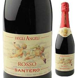 【6本〜送料無料】天使のロッソ NV サンテロ 750ml [甘口発泡赤]Rosso Degli Angeli Santero F.lli & C. S.p.a.
