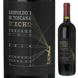 【6本〜送料無料】デコ 2015 レオポルド プリモ ディ トスカーナ 750ml [赤]D'echo Leopoldo I Di Toscana