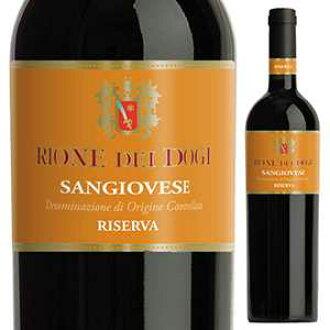 sanjovezediromanyarizeruva 2013 rionedeidoji 750ml[紅]Sangiovese di Romagna Riserva RIONE DEI DOGI
