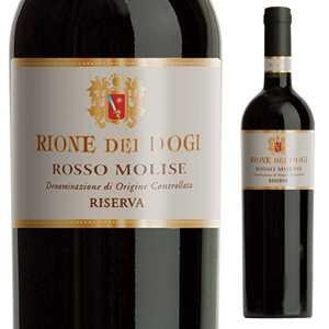 【6本〜送料無料】ロッソ モリーゼ リゼルヴァ 2012 リオーネ デイ ドージ 750ml [赤]Rosso Molise Riserva Rione Dei Dogi