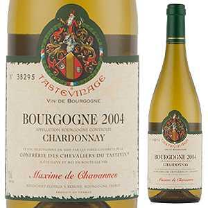 【6本〜送料無料】ブルゴーニュ シャルドネ タストヴィナージュ 2014 ジャン ブシャール 750ml [白]Bourgogne Chardonnay Tastevinage Jean Bouchard