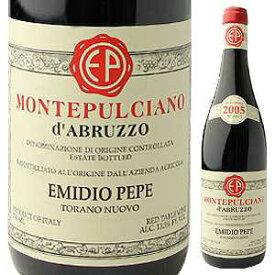 【送料無料】[8月21日(金)以降発送予定]モンテプルチアーノ ダブルッツォ 1974 エミディオ ペペ 750ml [赤]Montepulciano d'Abruzzo Emidio Pepe [オールドヴィンテージ ][蔵出し][モンテプルチャーノ]