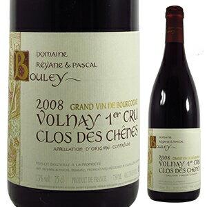 【6本〜送料無料】ヴォルネイ プルミエ クリュ クロ デ シェーヌ 2008 レイヤンヌ エ パスカル ブレ 750ml [赤]Volnay 1er Cru Clos Des Chenes Reyane Et Pascal Bouley
