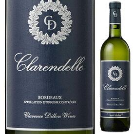 【6本〜送料無料】クラレンドル ブラン 2018 (クラレンス ディロン ワインズ) 750ml [白]Clarendelle Blanc By Chateau Haut Brion Clarence Dillon Wines