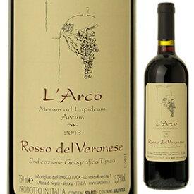【6本〜送料無料】ロッソ デル ヴェロネーゼ 2015 ラルコ 750ml [赤]Rosso Del Veronese L'arco