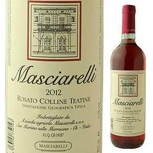【6本〜送料無料】ロザート 2014 マシャレッリ 750ml [ロゼ]Rosato Masciarelli