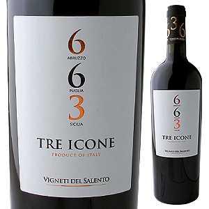 トレ・イコーネ・663・ヴィニエティ・デル・サレント
