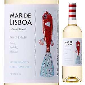 【6本〜送料無料】マール デ リスボア 2016 チョカパーリャ 750ml [白]Mar De Lisboa Branco Quinta De Chocapalha
