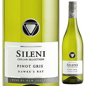 【6本〜送料無料】セラー セレクション ピノ グリ 2019 シレーニ エステート 750ml [白]Cellar Selection Pinot Gris Sileni Estates