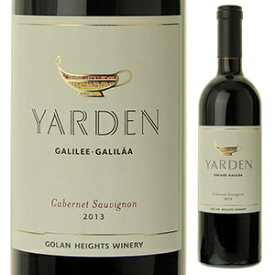 【6本〜送料無料】ヤルデン カベルネ ソーヴィニョン 2017 ゴラン ハイツ ワイナリー 750ml [赤]Yarden Cabernet Sauvignon Golan Heights Winery