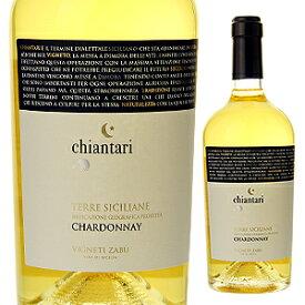 【6本〜送料無料】キアンタリ シャルドネ 2019 ヴィニエティ ザブ 750ml [白]Chiantari Chardonnay Vigneti Zabu [ファルネーゼ]