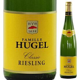【6本〜送料無料】リースリング クラシック 2018 ファミーユ ヒューゲル 750ml [白]Riesling Classic Famille Hugel