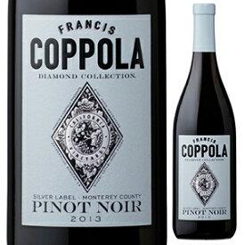 【6本〜送料無料】 [375ml]ダイヤモンド コレクション ピノ ノワール 2016 フランシス フォード コッポラ ワイナリー [ハーフボトル][赤]Diamond Collection Pinot Noir Francis Ford Coppola Winery