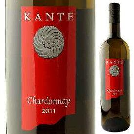 【6本〜送料無料】シャルドネ 2015 カンテ 750ml [白]Chardonnay Kante [自然派]