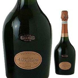 【送料無料】[木箱入り]シャンパーニュ アレクサンドラ ブリュット ロゼ 2004 ローラン ペリエ 750ml [発泡ロゼ]Champagne Alexandra Brut Rose Laurent-Perrier