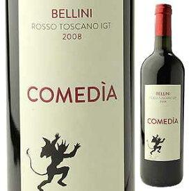 【6本〜送料無料】コメディア 2013 カンティーナ ベリーニ 750ml [赤]Bellini Comedia Cantina Bellini