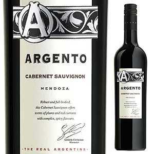 【6本〜送料無料】アルジェント カベルネ ソーヴィニヨン 2017 アルジェント ワイン カンパニー 750ml [赤]Argento Cabernet Sauvignon Argento Wine Company