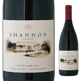【6本〜送料無料】シャノン エルギン ピノ ノワール 2016 シャノン ヴィンヤーズ & ワイン 750ml [赤]Shannon Elgin Pinot Noir Shannon Vineyards & Wine