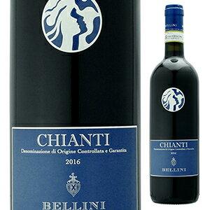 【6本〜送料無料】キャンティ 2016 カンティーナ ベリーニ 750ml [赤]Bellini Chianti Cantina Bellini